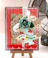 Linda Abadie Happy Holidays Card